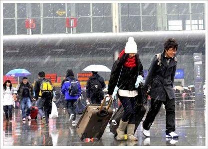 山东下发紧急通知要求做好春运期间恶劣天气应对工作