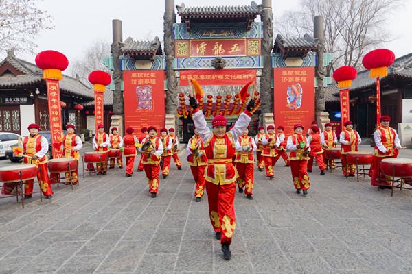 秦琼故里 济南寻福, 2020庚子年秦琼祈福文化旅游节带您感受浓浓年味儿