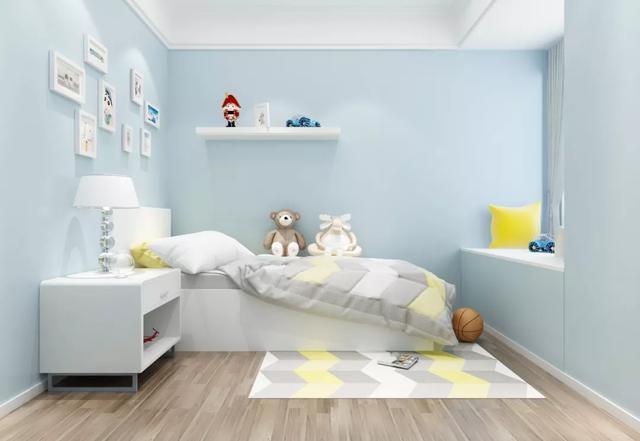 儿童房装修,不是只有童趣就可以,还有这些你不知道的......