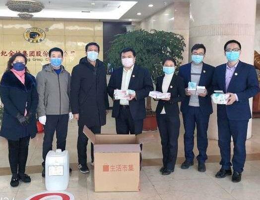 暖心!济南民营企业高质量发展服务队给企业送温暖 增强复工信心