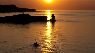 岛之美丨撼人心魄!超高清航拍告诉你烟台庙岛群岛、威海海驴岛有多美