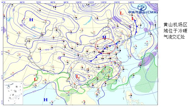 青岛航空妥善应对复杂天气 保障航班安全正点