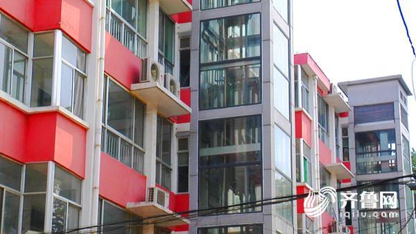 济南:老楼加装电梯 装配式建筑提升加装效率