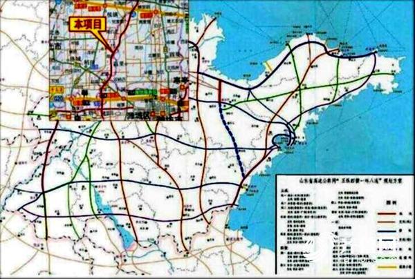 潍坊至日照高速公路滨海连接线将设收费站 期限25年
