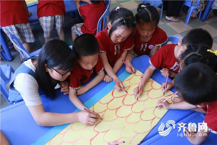 汇佳幼儿园的小朋友们为了让太阳村的小伙伴也荣耀卷点王者攻略图片