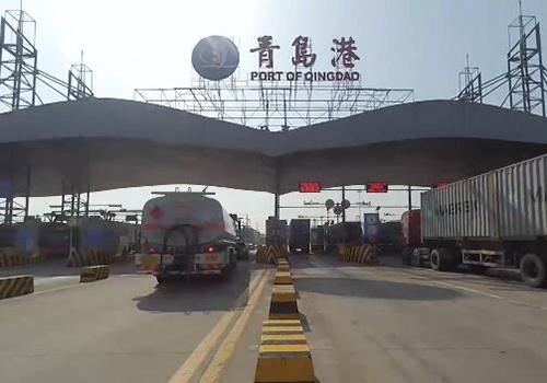 快看山东|看青岛港一年5亿吨吞吐量