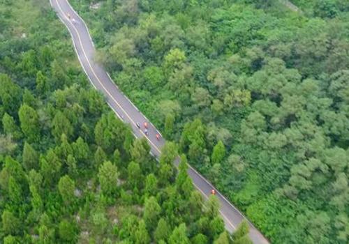 约起来!一起穿梭枣庄300公里环城绿道