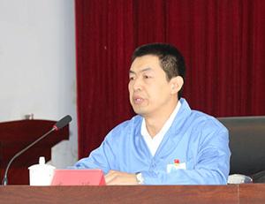 十九大代表李强到临邑县理合务镇宣讲十九大精神