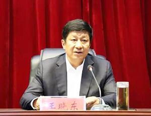庆云县委书记王晓东宣讲党的十九大精神