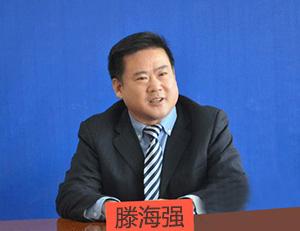 禹城市长滕海强到房寺镇宣讲党的十九大精神