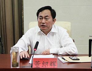 董绍辉到德州经济技术开发区宣讲党的十九大精神