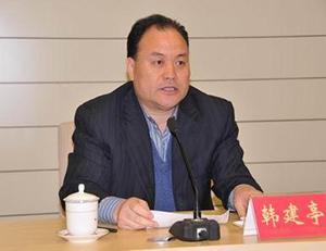 韩建亭到禹城调研并宣讲党的十九大精神