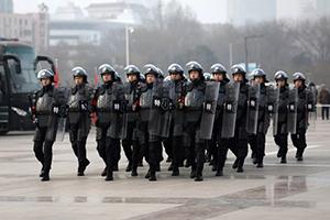 山东警方扫黑除恶专项举措 打失犯法团伙68个