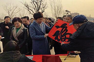 """新春走基层丨章丘区启动""""三下乡""""系列活动 助力乡村振兴"""