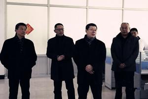 春节走基层丨滨州政协主席张兆宏慰问基层职工
