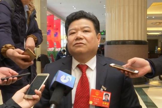 孙建博:聆听总书记讲话让我激动不已