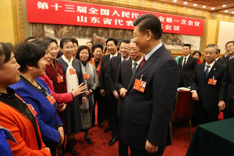新华社:习近平向全国女同胞致以节日祝贺