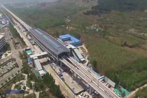 济南地铁R1线全线贯通