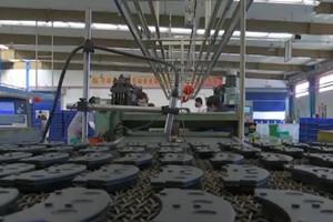 【动能转换看落实——重大工程巡礼】技术改造 让刹车片迈上国际水准