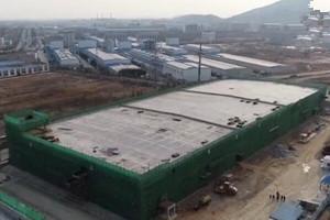 """【动能转换看落实——重大工程巡礼】威海:高端碳纤维材料实现""""中国制造"""""""