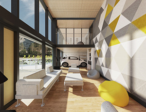关注SDC2018丨中德联合赛队打造太阳能共享住宅