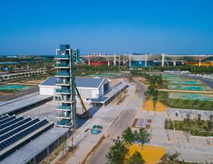国际太阳能十项全能竞赛8月2日开幕 德州太阳能小镇核心区竣工