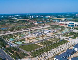 关注SDC2018丨德州太阳能小镇竞赛场地结构基础即将完工