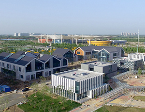 """10国高校赛队将在德州建起22座""""太阳屋"""""""
