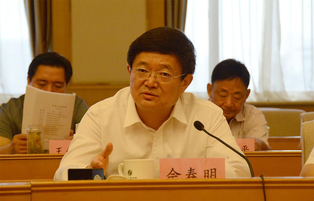 山东省商务厅厅长、党组书记佘春明:容缺,就是一种改革创新