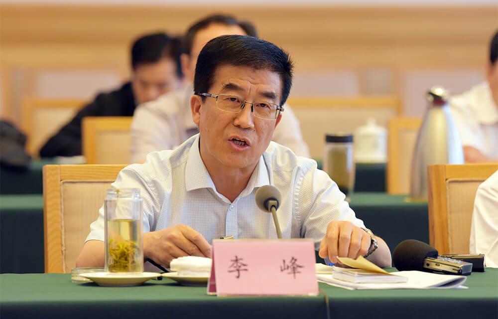 """枣庄市委副书记、市长李峰:拿出""""百米冲刺""""的劲头抓科技创新"""
