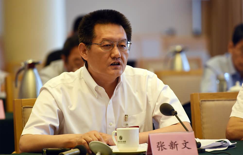 山东省发展改革委主任、党组书记张新文:看不到危机就是最大的危机