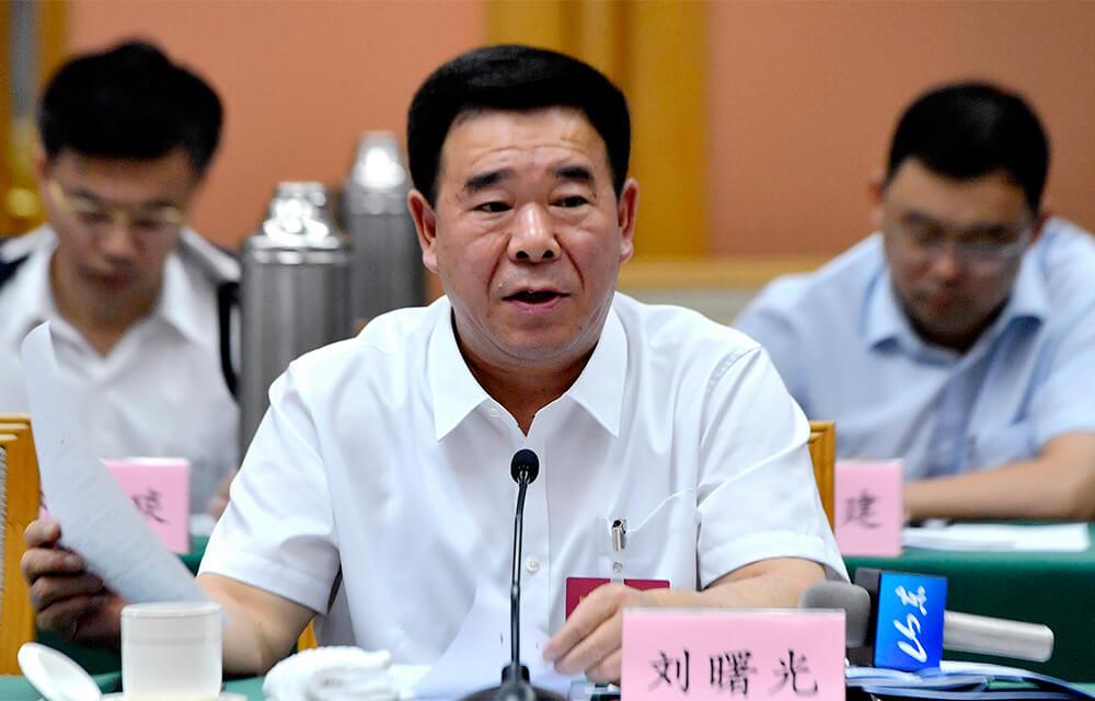 潍坊市委书记刘曙光:提升城市品质和营商环境,让政府有为、市场有效