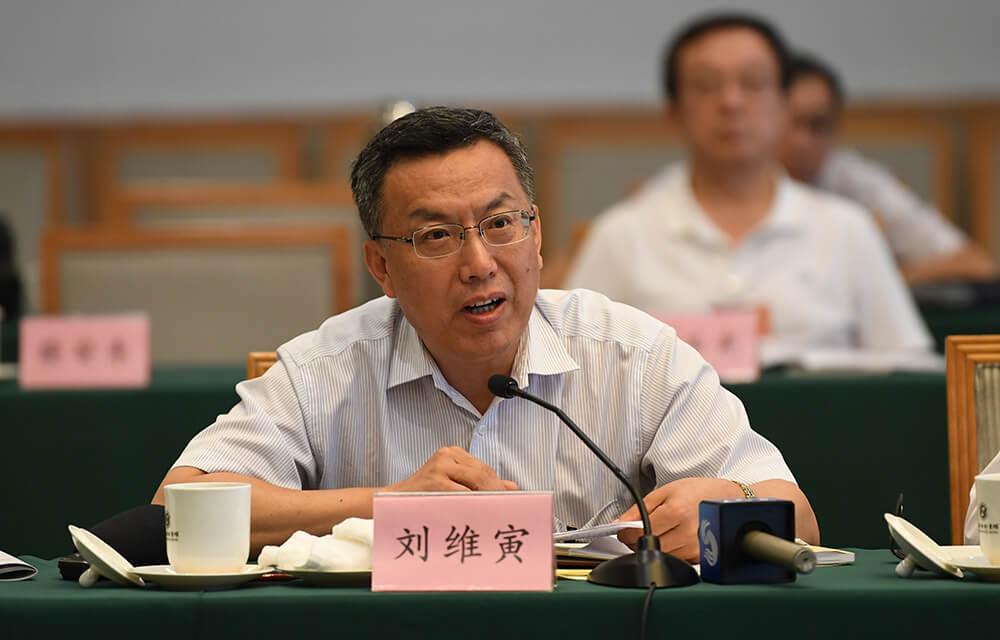 山东省编办主任刘维寅:同一片蓝天下其他省能做到,山东也能做到