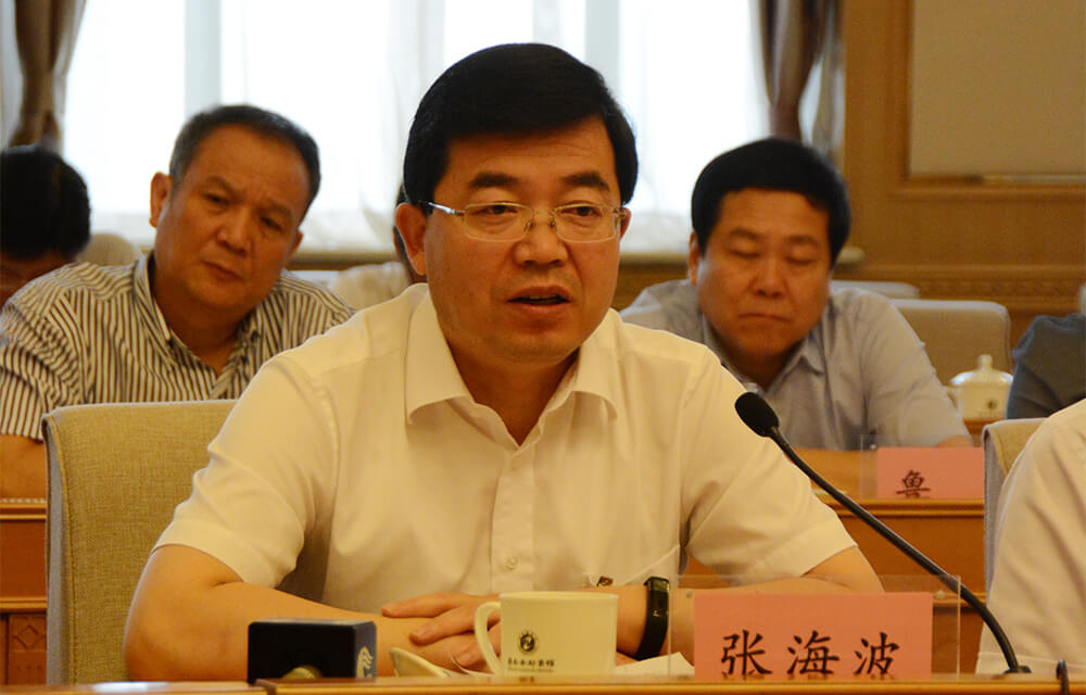"""威海市委副书记、市长张海波:没有思想上的""""破冰""""就难言行动上的""""突围"""""""
