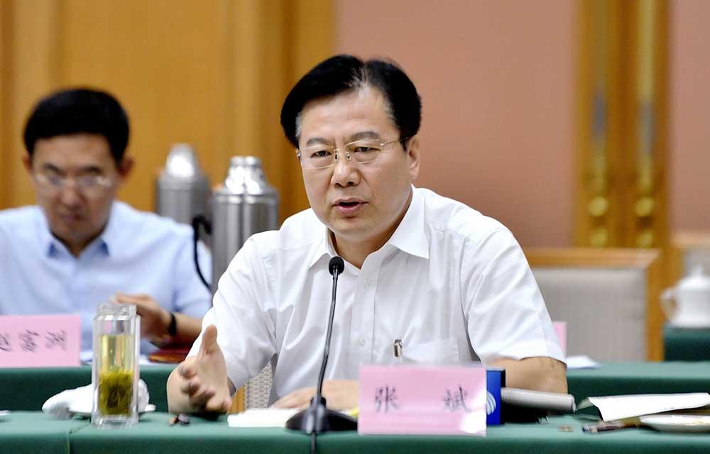 山东省国资委主任张斌:城市要发展 必须打造特色经济
