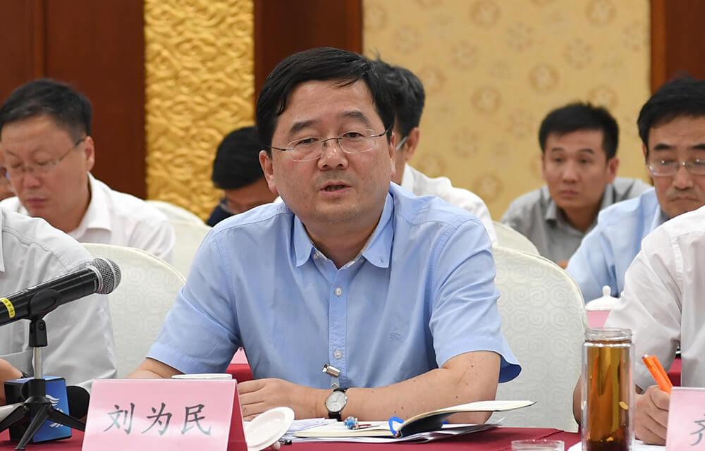 """山东省科技厅厅长刘为民:缩手缩脚,是取不来""""真经""""的"""