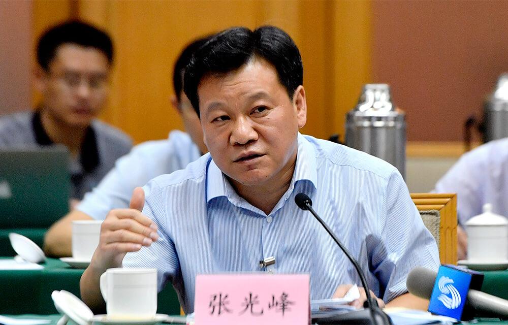 滨州市委书记张光峰:未来发展必须信息化和工业化高度融合