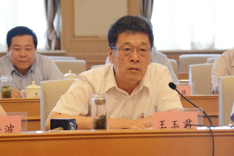 临沂市委书记王玉君:与三省的差距,是思想解放、理念观念的差距