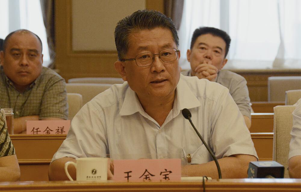 山东省农业厅厅长王金宝:农村不重复建设,满足百姓多样化需求