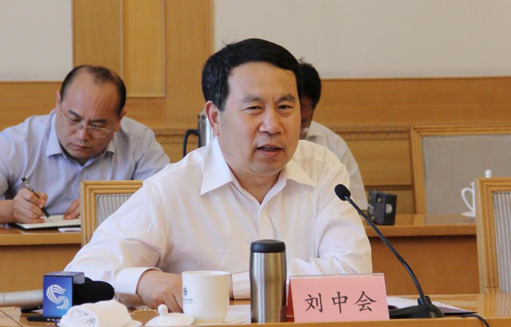 山东省水利厅厅长刘中会:改革是必然 要简政放权敢闯敢试