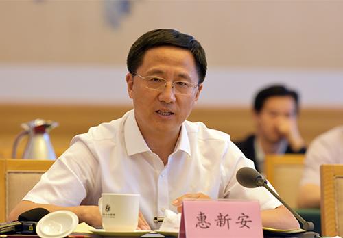 省委组织部常务副部长惠新安:培养选拔大批想干会干的好干部