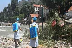 潍坊市卫计委实行战时机制 全员投入灾后医疗防疫工作