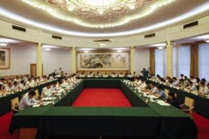 中间扫黑除恶第5督导组与山东省委第二次事情对接会在济南举行