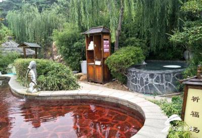 休闲好去处!泰山温泉城打造天然颐养圣地