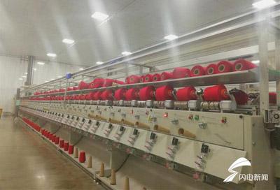十年磨一剑 山东康平纳以智能绿色制造推动纺织高质量发展
