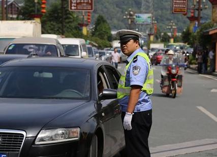曲阜交警发布国庆假期辖区易拥堵路段