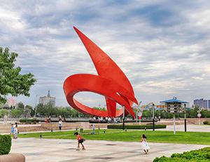 第七届山东文博会德州展区文化主题:儒风水韵 大德之州