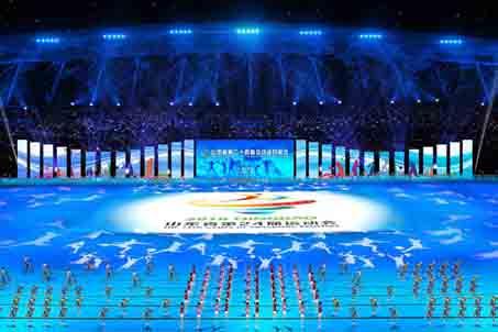 6大渠道直通省运!山东省第二十四届运动会开幕式门票正式开售