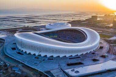 跃动齐鲁·看省运丨举全市之力办好省运会 青岛新建及改造场馆共计16处