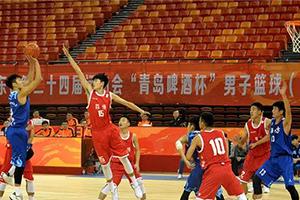 山东省运会篮球项目圆满结束